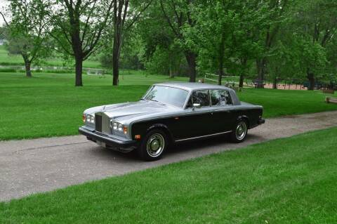 1979 Rolls-Royce Silver Shadow for sale at Park Ward Motors Museum - Park Ward Motors in Crystal Lake IL