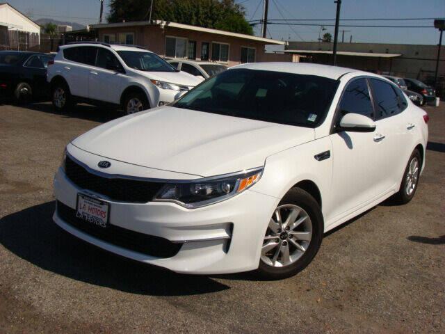 2017 Kia Optima for sale at L.A. Motors in Azusa CA