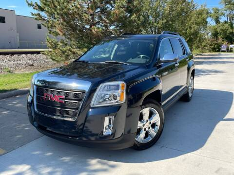 2015 GMC Terrain for sale at A & R Auto Sale in Sterling Heights MI