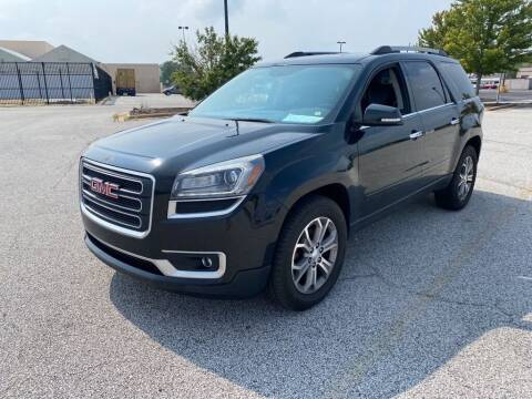 2014 GMC Acadia for sale at TKP Auto Sales in Eastlake OH