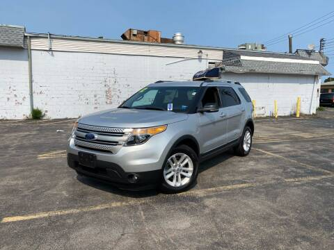 2012 Ford Explorer for sale at Santa Motors Inc in Rochester NY