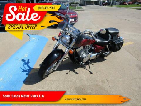 2005 Honda Shadow for sale at Scott Spady Motor Sales LLC in Hastings NE