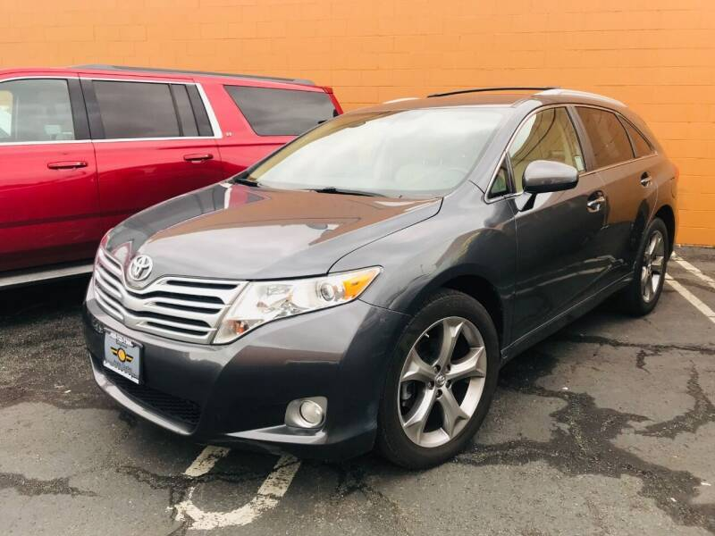 2011 Toyota Venza for sale at Los Primos Auto Plaza in Antioch CA