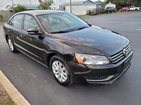2015 Volkswagen Passat for sale at Superior Auto Source in Clearwater FL
