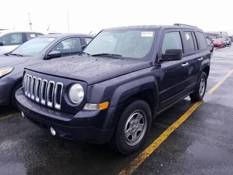2015 Jeep Patriot for sale at Cj king of car loans/JJ's Best Auto Sales in Troy MI