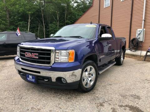 2010 GMC Sierra 1500 for sale at Hornes Auto Sales LLC in Epping NH