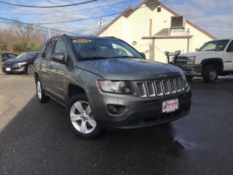 2014 Jeep Compass for sale at PAYLESS CAR SALES of South Amboy in South Amboy NJ