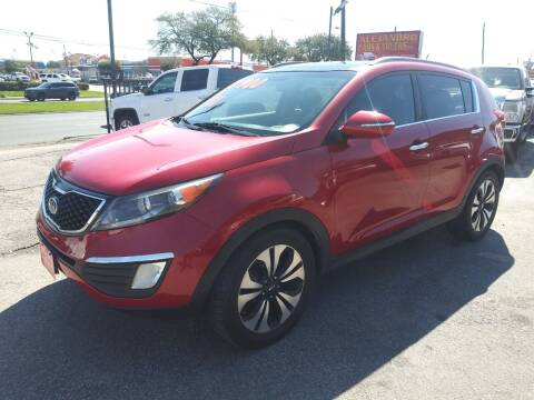 2011 Kia Sportage for sale at Alejandro Cars & Trucks in Houston TX