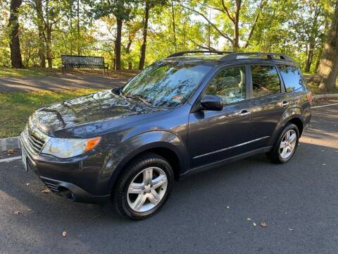2010 Subaru Forester for sale at Crazy Cars Auto Sale in Jersey City NJ
