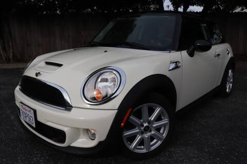 2012 MINI Cooper Hardtop for sale at California Auto Sales in Auburn CA