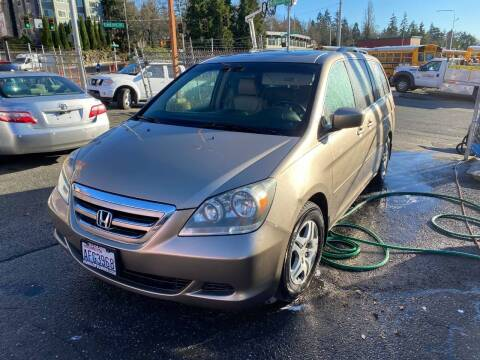 2007 Honda Odyssey for sale at SNS AUTO SALES in Seattle WA