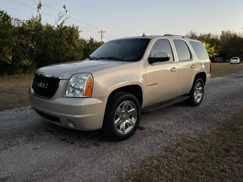 2007 GMC Yukon for sale at The Car Shed in Burleson TX