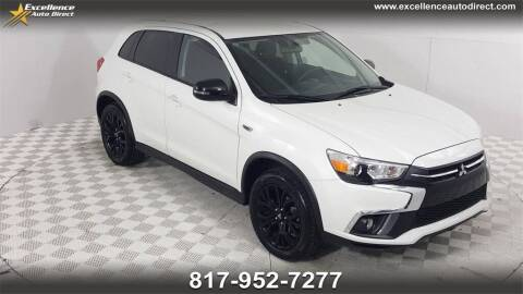 2019 Mitsubishi Outlander Sport for sale at Excellence Auto Direct in Euless TX