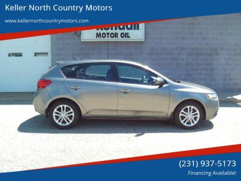 2011 Kia Forte5 for sale at Keller North Country Motors in Howard City MI