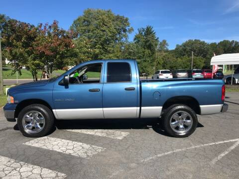 2004 Dodge Ram Pickup 1500 for sale at ABC Auto Sales (Culpeper) - Barboursville Location in Barboursville VA