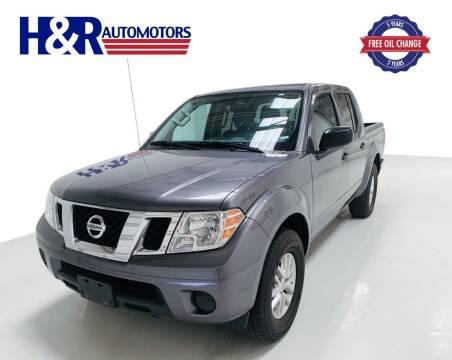 2019 Nissan Frontier for sale at H&R Auto Motors in San Antonio TX