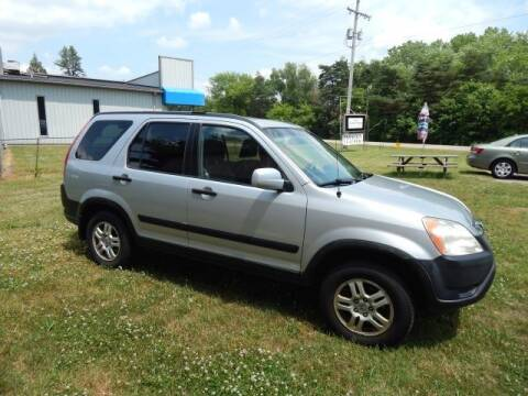 2004 Honda CR-V for sale at PARAGON AUTO SALES in Portage MI