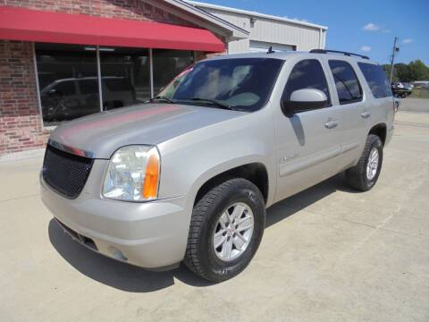 2007 GMC Yukon for sale at US PAWN AND LOAN in Austin AR