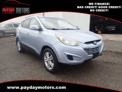 2010 Hyundai Tucson for sale at Payday Motors in Wichita KS