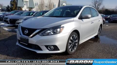 2019 Nissan Sentra for sale at Baron Super Center in Patchogue NY