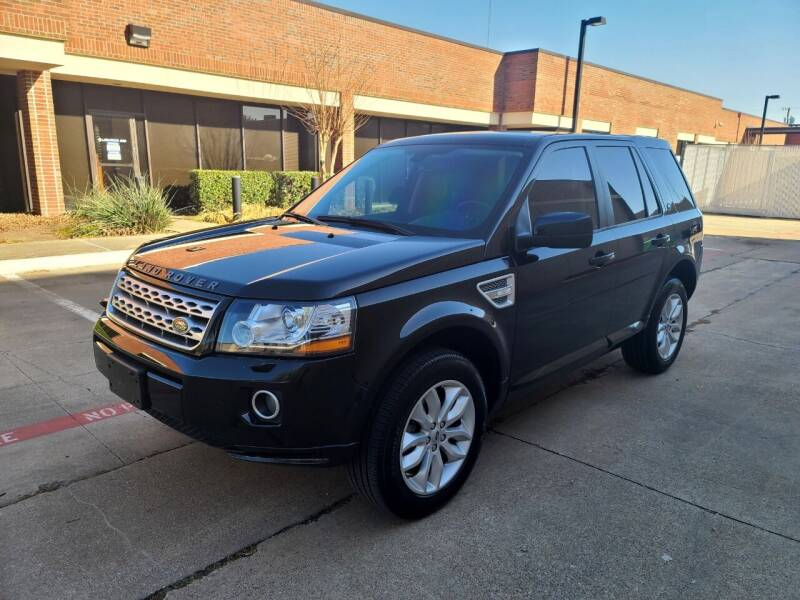 2013 Land Rover LR2 for sale at DFW Autohaus in Dallas TX