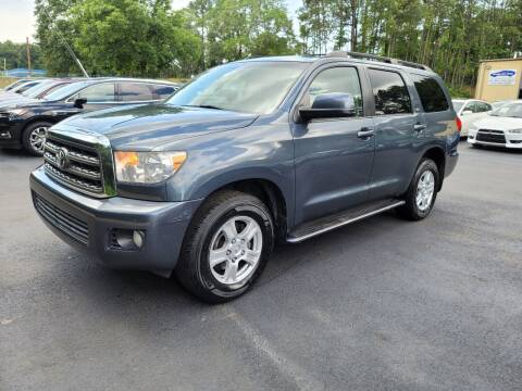 2008 Toyota Sequoia for sale at GEORGIA AUTO DEALER, LLC in Buford GA