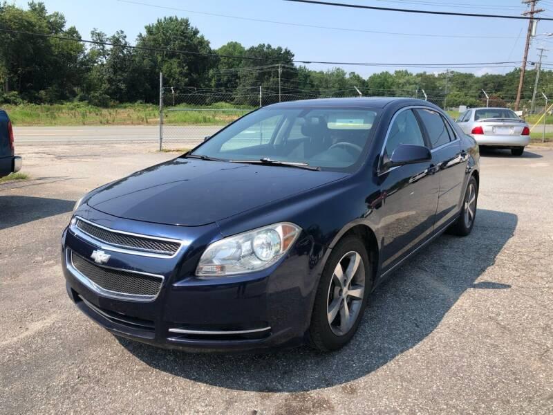 2011 Chevrolet Malibu for sale at Celaya Auto Sales LLC in Greensboro NC