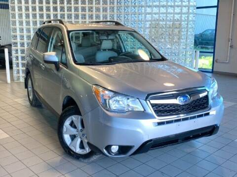 2016 Subaru Forester for sale at iAuto in Cincinnati OH
