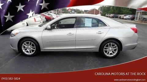 2013 Chevrolet Malibu for sale at Carolina Motors at the Rock - Carolina Motors-Thomasville in Thomasville NC