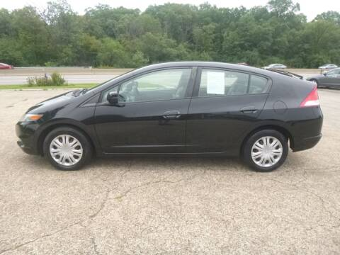 2010 Honda Insight for sale at NEW RIDE INC in Evanston IL