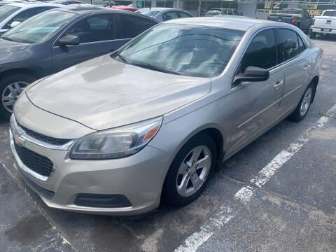 2014 Chevrolet Malibu for sale at Castle Used Cars in Jacksonville FL