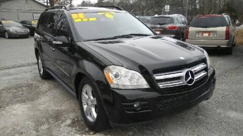 2008 Mercedes-Benz GL-Class for sale at Import Plus Auto Sales in Norcross GA