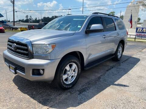 2013 Toyota Sequoia for sale at Bay Motors in Tomball TX