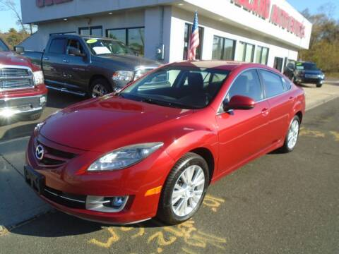 2009 Mazda MAZDA6 for sale at Island Auto Buyers in West Babylon NY