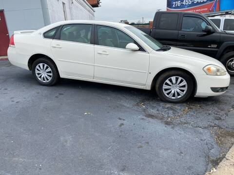 2007 Chevrolet Impala for sale at All American Autos in Kingsport TN