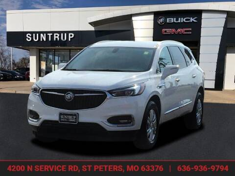 2019 Buick Enclave for sale at SUNTRUP BUICK GMC in Saint Peters MO