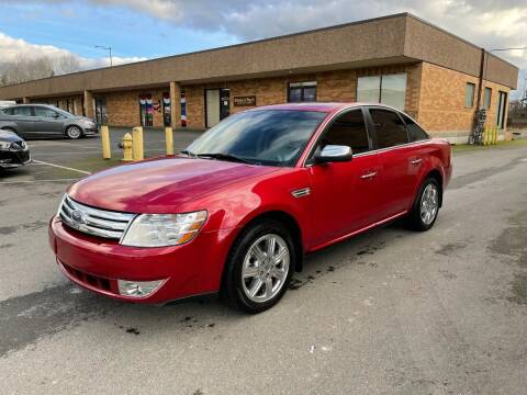 2009 Ford Taurus for sale at KARMA AUTO SALES in Federal Way WA