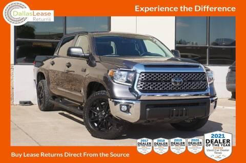 2019 Toyota Tundra for sale at Dallas Auto Finance in Dallas TX
