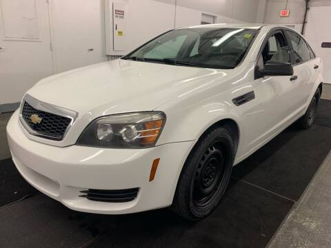 2014 Chevrolet Caprice for sale at TOWNE AUTO BROKERS in Virginia Beach VA