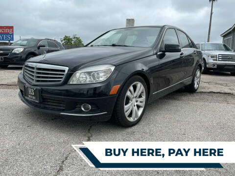 2011 Mercedes-Benz C-Class for sale at H3 MOTORS in Dickinson TX