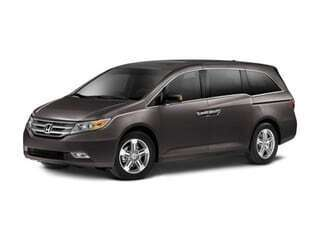 2011 Honda Odyssey for sale at BORGMAN OF HOLLAND LLC in Holland MI
