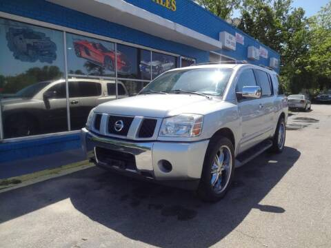 2006 Nissan Armada for sale at Drive Auto Sales & Service, LLC. in North Charleston SC