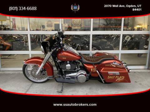 2011 Harley-Davidson FLHR Road King for sale at S S Auto Brokers in Ogden UT