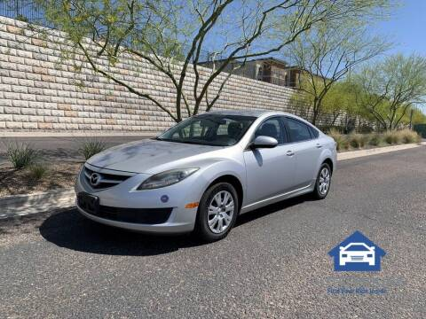 2011 Mazda MAZDA6 for sale at AUTO HOUSE TEMPE in Tempe AZ