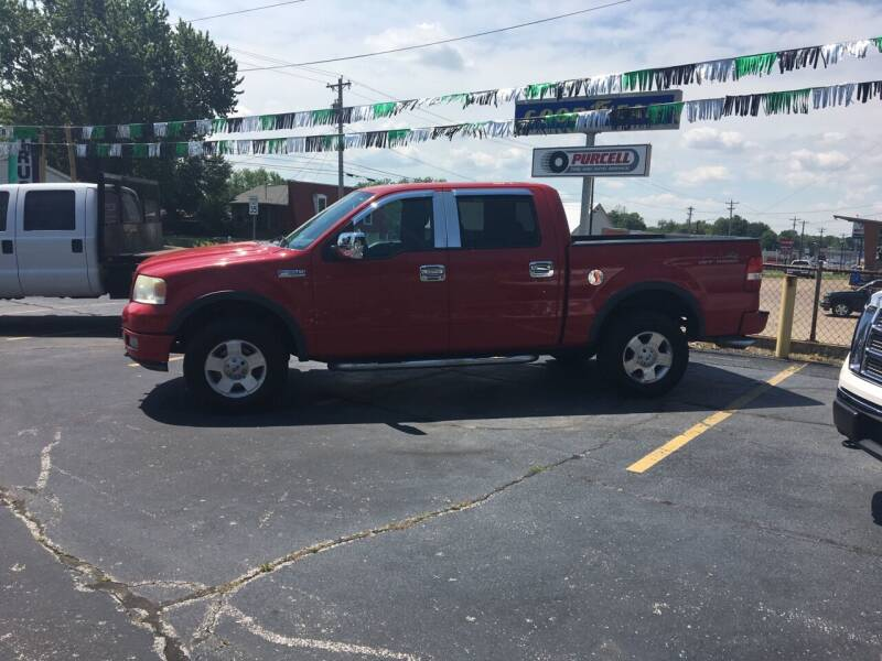 2005 Ford F-150 for sale at Butler's Automotive in Henderson KY