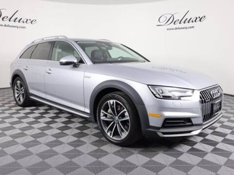 2018 Audi A4 allroad for sale at DeluxeNJ.com in Linden NJ