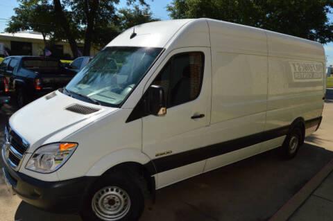 2007 Dodge Sprinter Cargo for sale at E-Auto Groups in Dallas TX