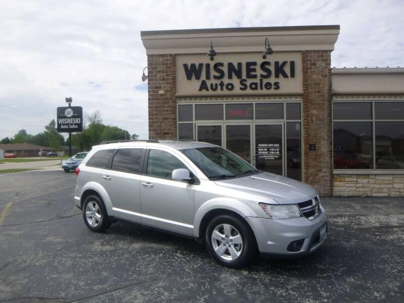 2012 Dodge Journey for sale at Wisneski Auto Sales, Inc. in Green Bay WI