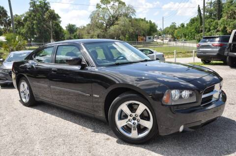 2009 Dodge Charger for sale at Elite Motorcar, LLC in Deland FL