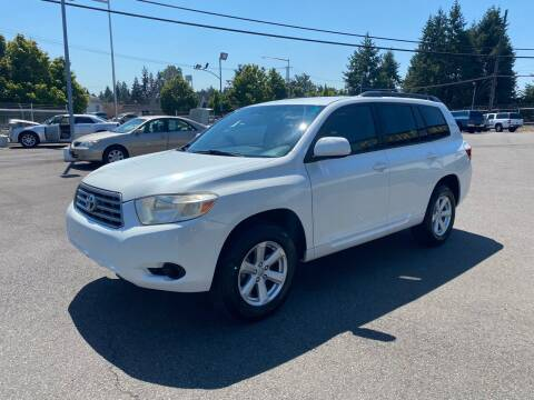 2010 Toyota Highlander for sale at Vista Auto Sales in Lakewood WA